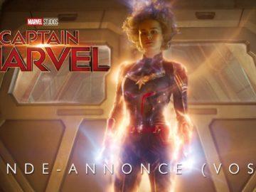 Captain Marvel – Critique Cinéma by Meriem Belazouz