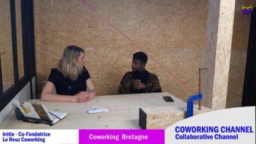 COWORKING CHANNEL présente Le Reuz Coworking – Bretagne – Vannes