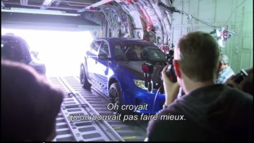 "Fast & Furious 7 / Making-of ""Voitures en chute libre"" VOST"