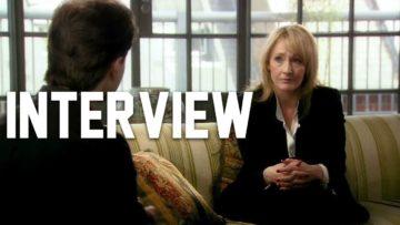 Harry Potter Bonus DVD 8 : Les coulisses : Entretien J.K Rowling et Daniel Radcliffe