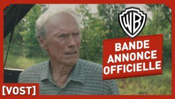 La Mule – Bande Annonce Officielle (VOST) – Clint Eastwood / Bradley Cooper
