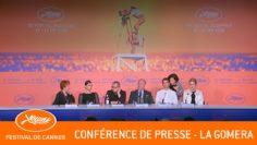 GOMERA – Conférence de presse – Cannes 2019 – VF