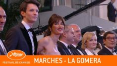 GOMERA – Les marches – Cannes 2019 – VF