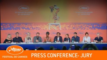 JURY – PRESS CONFERENCE – CANNES 2019 – EV