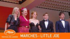 LITTLE JOE – Les marches – Cannes 2019 – VF