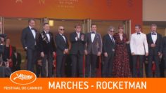ROCKETMAN – Les Marches – Cannes 2019 – VF