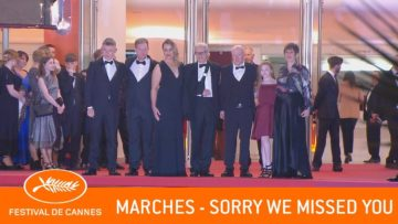 SORRY WE MISSED YOU – Les Marches – Cannes 2019 – VF