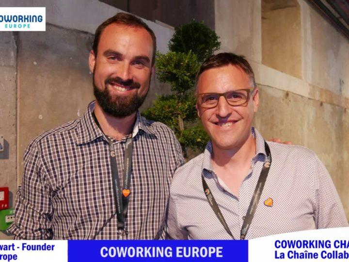 COWORKING CHANNEL présente Jean-Yves Huwart – Founder Coworking Europe