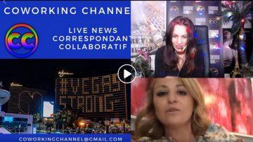 Coworking Channel – Spécial Confinement Las Vegas