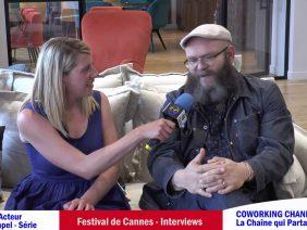 Coworking Channel présente Darko Peric pour le rôle de Helsinki dans la série La Casa De Papel