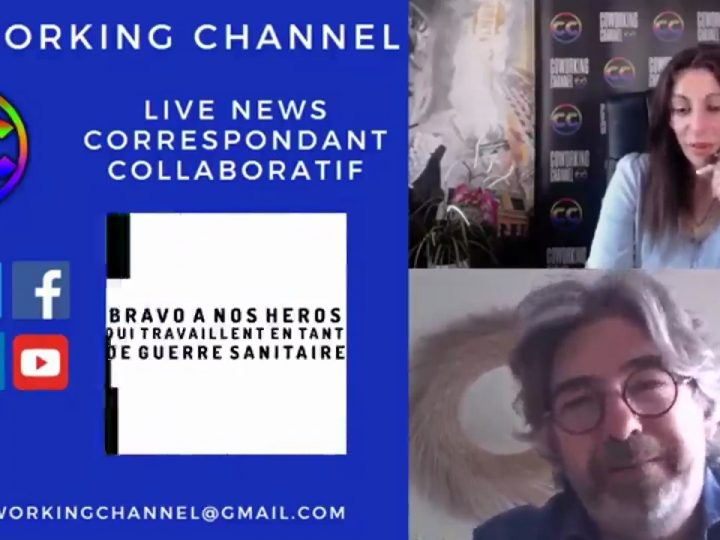 Interview Special Deconfinement Now Coworking Pascal Givon
