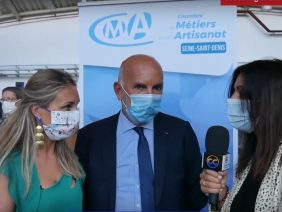 Interview Daniel Goupillat CMA92 Murielle Bourreau CMA93