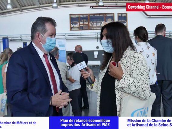 Interview Pascal Barillon CMA75
