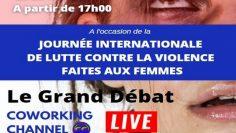 journée-internationale-lutte-contre-violences-faites-aux-femmes-coworking-channel-le-grand-débat-event2