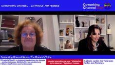 COWORKING CHANNEL présente Elisabeth Nicoli- Co-dirigeante des Éditions des Femmes – Militante MLF