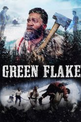 green-flake-poster