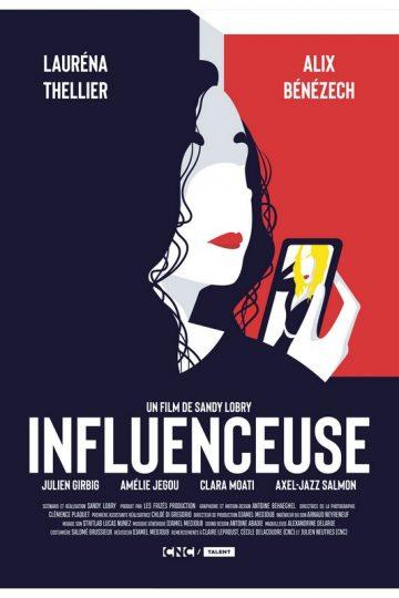 influenceuse-poster
