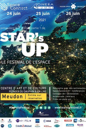 Affiche-starsup-festival-espace-poster