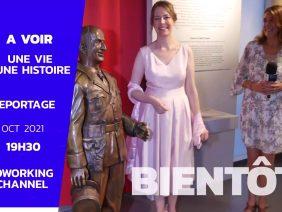 Teaser Reportage Une Vie Une Histoire Musée Gendarmerie Cinema Saint Tropez